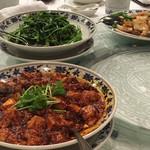 重慶飯店 - 麻婆豆腐