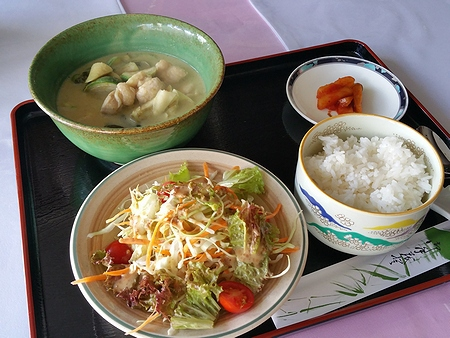 タイレストラン トムヤムクン