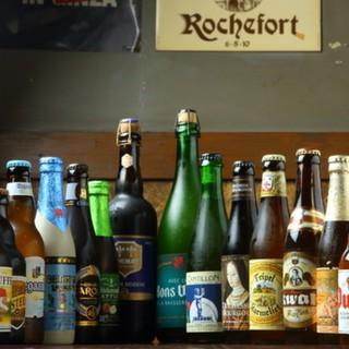個性豊かな6種類の樽生ビールをご用意