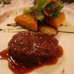 56027782 - 牛フィレ肉のステーキ