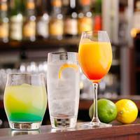 飲み放題は充実のラインナップ◎時間と品数で選べるプラン!