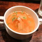 バルコス - ランチのスープ
