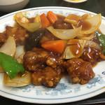中華新楽 - 酢ブタは こんなんです
