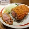 うちだ - 料理写真:特厚揚とんかつ(16-09)
