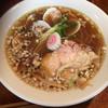 ふくろう - 料理写真:追いはまぐり中華そば(醤油)(1180円)