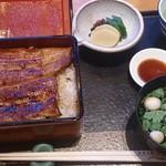 日本橋 伊勢定 - 竹のお重
