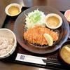 大戸屋 - 料理写真:四元豚のロースかつ定食