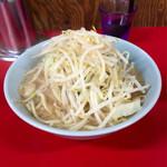 56069015 - 小ラーメン 麺半分