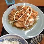 台湾料理 隆福 - 料理写真:油淋鶏