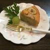 麦ばたけ - 料理写真:バナナケーキ