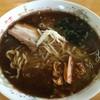 らーめん たじま屋 - 料理写真:醤油ラーメン手揉み麺大盛り