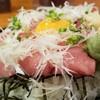 山傳丸 - 料理写真:味のないマグロ。 2016.9