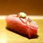 まんてん鮨 - 炙りトロ