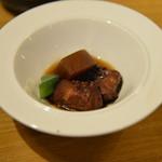 油屋熊八亭 - 蛸の柔らか煮