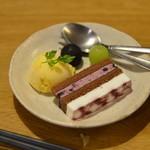 油屋熊八亭 - デザート