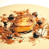 レストラン イチカワトモノリ - 料理写真:フォアグラ チョコレート くるみ