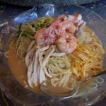 慶楽 - 芝麻冷麺