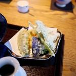 蕎麦処鏑屋響 - 【2016.5】