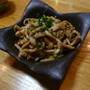 八蔵 - 料理写真:鶏皮酢