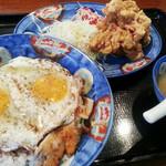 白楽天 - 料理写真:肉&玉子&肉!