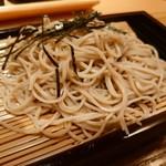 浅野屋 - ミニざる蕎麦