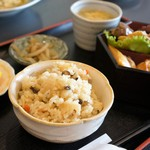 中国料理 富美 - お袋がオーダーした「中華弁当」