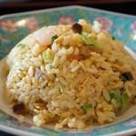 中国料理 富美 - あっさり、パラパラ解れる、やきめしも秀逸です