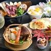 うお翔 - 料理写真:10月末まで!秋コースできました!味わい深いコースをどうぞ!!