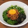 てっぺん - 料理写真:九条ねぎ使用!台湾まぜそば
