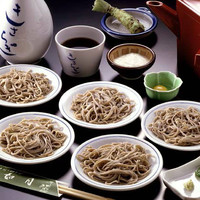 皿そば…864円(税込)