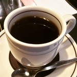 ピノキオ - ブレンドコーヒー(350円)