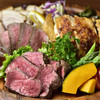 トールサンダイニング - 料理写真:お肉の盛り合わせ
