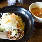 神田町 虎玄 - 料理写真:坦々つけ麺(950円)