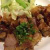 銀座アスター - 料理写真:豚肉の衣揚げ香味ソース