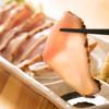 西のはれ晴れ - 料理写真:プリッと食感の地鶏のたたき