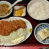 き楽 - 料理写真:トンカツ定食