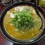 みずく - 料理写真:カレーらーめん(細麺)