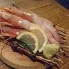 クサツタテナガ - 料理写真:生海老造りどか盛り(600円)