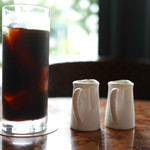 カフェ・ミケランジェロ - アイスコーヒー