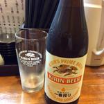56134575 - ビンビール 500円。