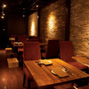 ビストロ トランク - 内観写真:2階テーブル席。2名様よりご利用可 20名様までOK