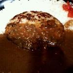 ハンバーグ&カレー クイック - ハンバーグカレー