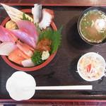お食事処 名代亭 - 鴨女丼 1200円