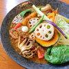 侍.うどん - 料理写真:侍カレー 野菜増し増し