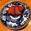 串焼とこころ 克 - 料理写真:鶏レバーたれ