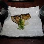 魚料理 ぎん - 料理写真:焼魚定食