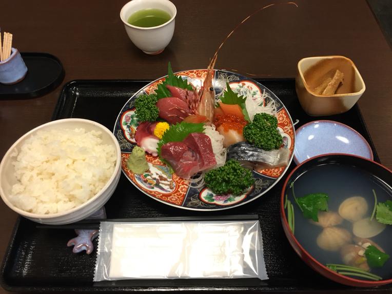 福原鮮魚店