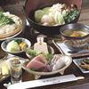 古高山荘 峴山亭 - 料理写真:冬の味覚