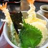 一八 - 料理写真:天丼 890円