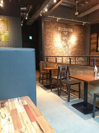 ジェイエス バーガーズ カフェ 渋谷店